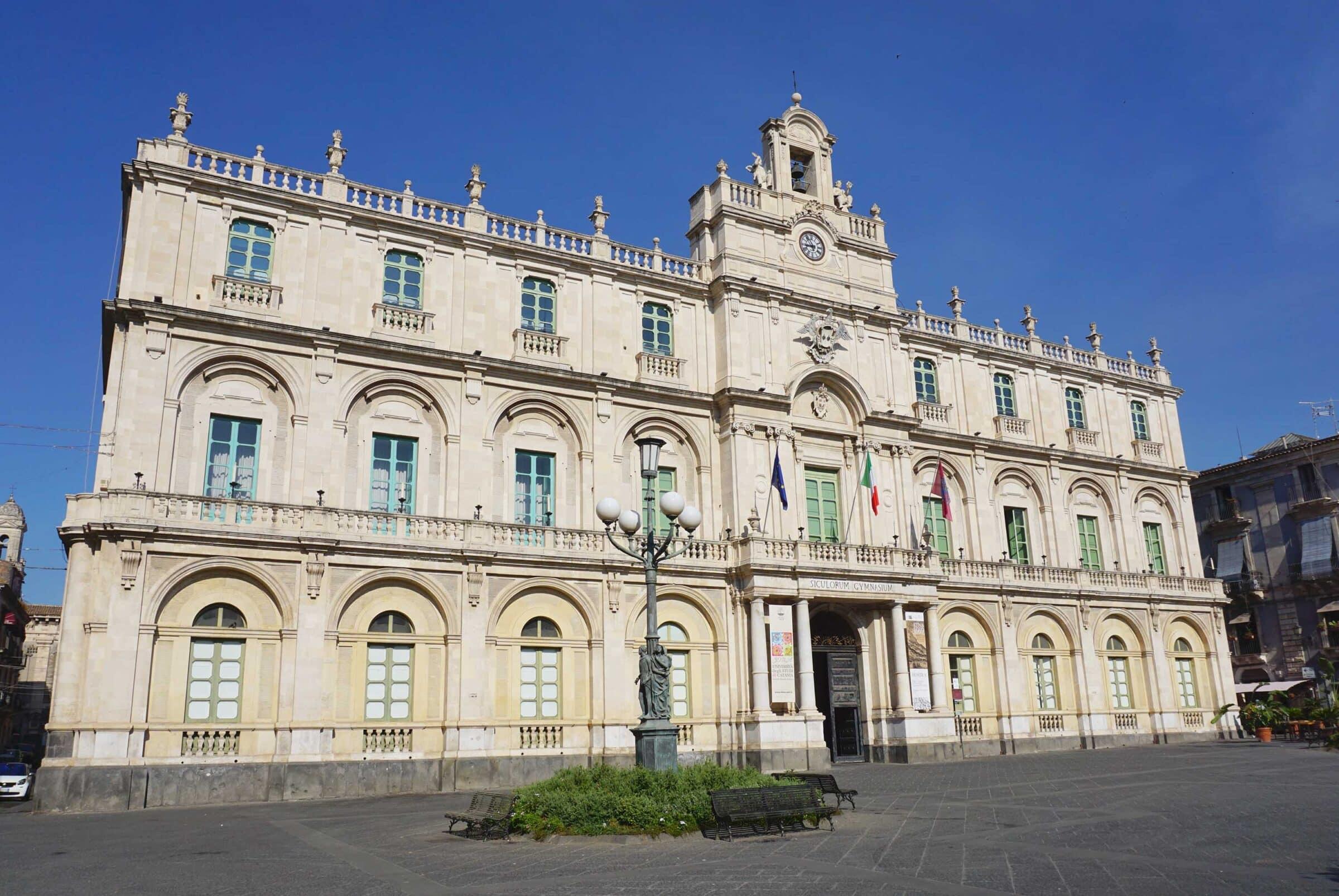 """Allerta meteo rossa su Catania, lezioni a distanza per l'Università etnea: """"Strutture aperte per altre attività"""""""