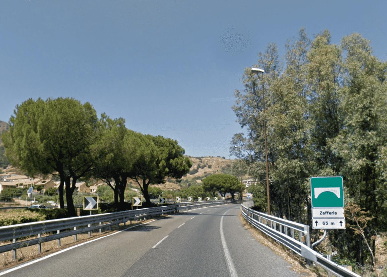 Tangenziale di Messina: riaperto il viadotto Zafferia