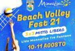 Marsala, torneo di Beach Volley al Lido Monnalisa: ecco tutte le INFO