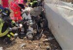Ultraleggero si schianta al suolo, gravi due turisti: erano partiti dalla provincia di Catania