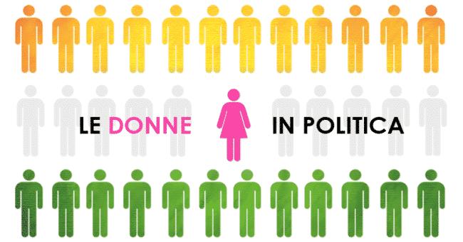 donne politica
