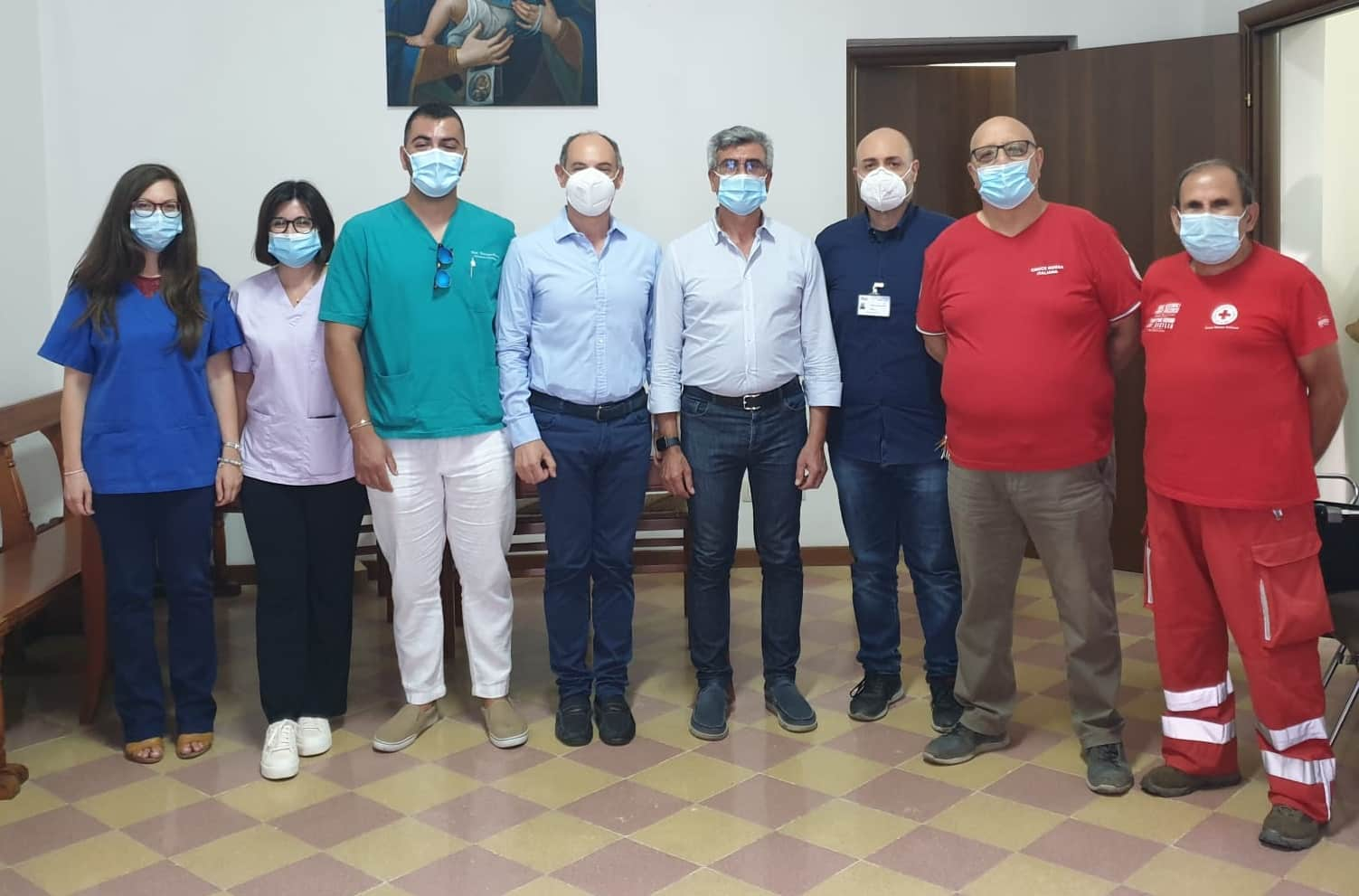 Coronavirus Catania, operativo il punto vaccinale di Viagrande: inoculazioni per residenti e turisti over 12