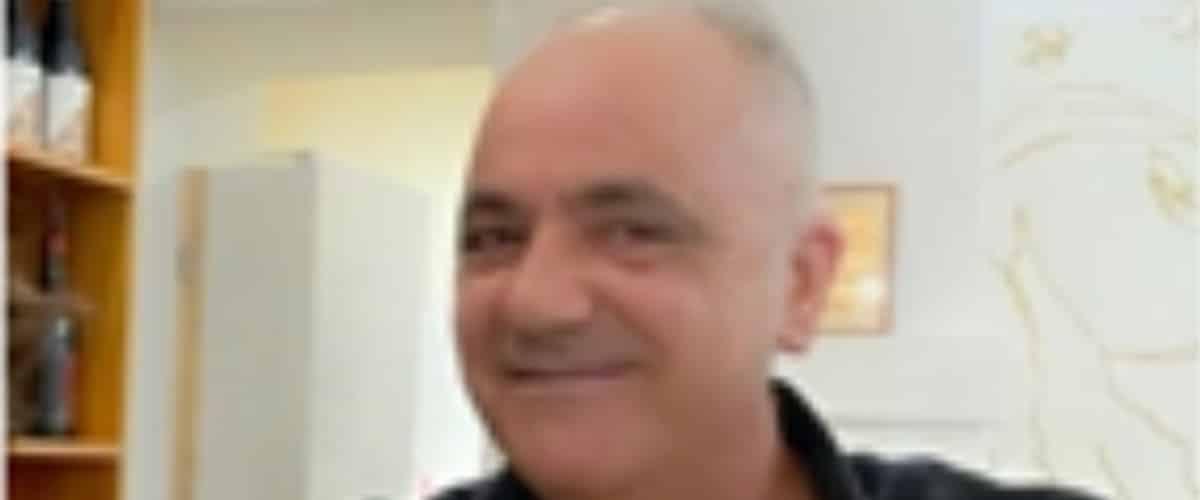 Scomparso improvvisamente, si cerca Giuseppe Sarzana: la segnalazione della Prefettura