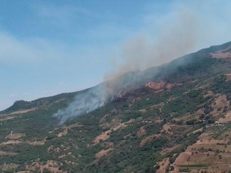 Ennesimo maxi incendio, minacciata la Riserva naturale di Granza: non si esclude la natura dolosa
