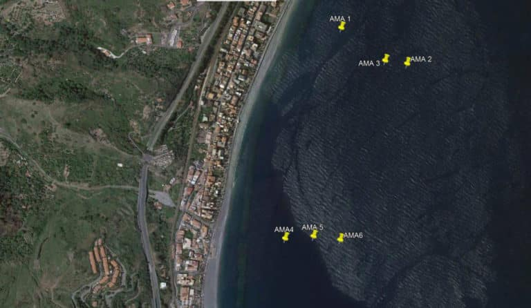 Sant'Alessio Siculo: vietata balneazione, pesca e ogni altra attività fino al 26 ottobre