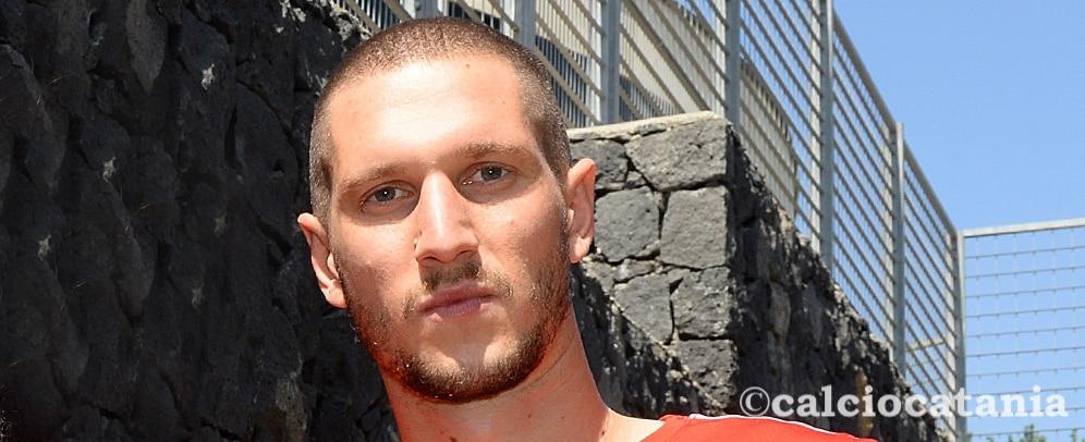 Calcio Catania, Tommaso Silvestri saluta: triennale con il Modena