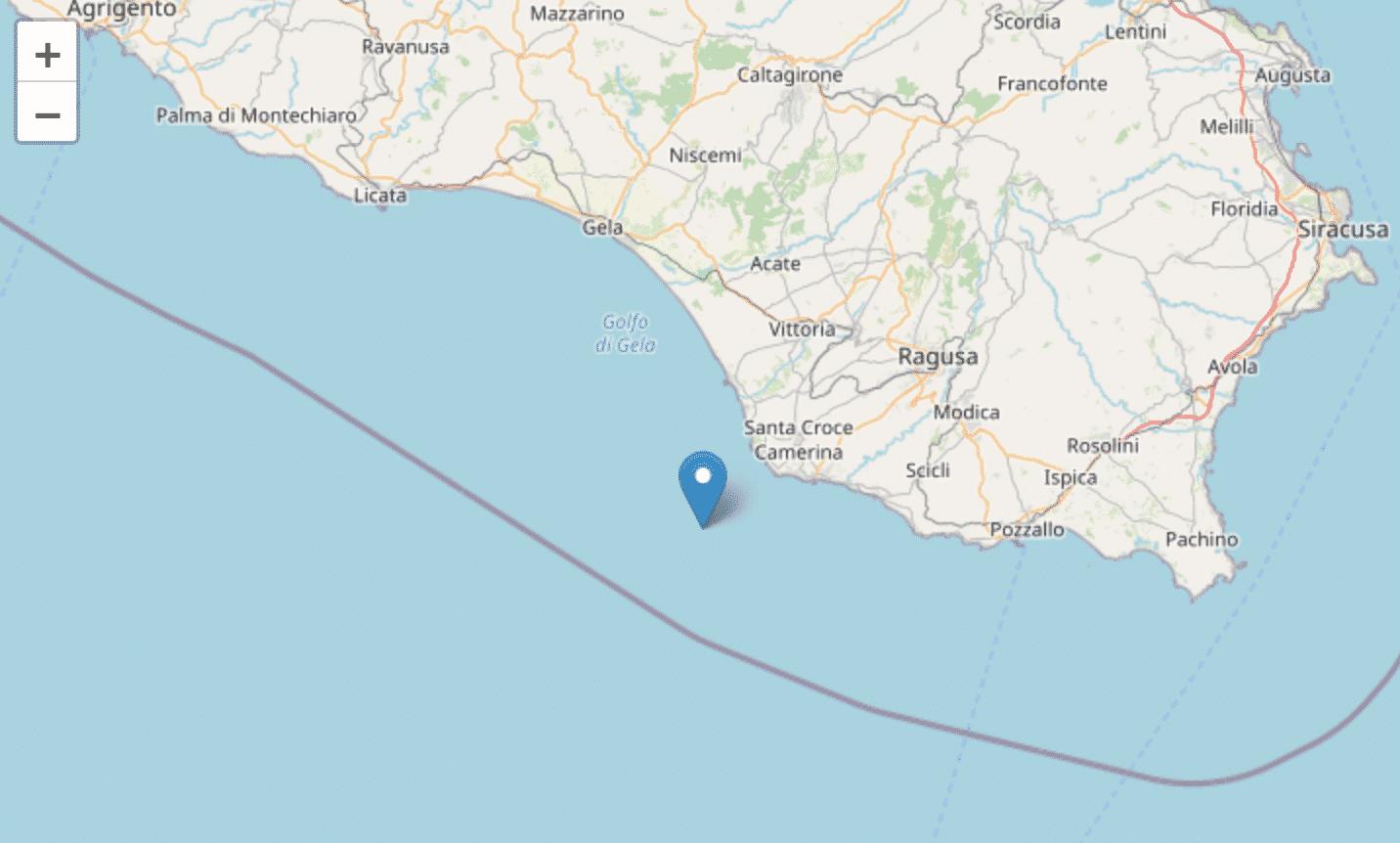 Terremoto in Sicilia, due scosse nella notte: tam-tam sui social, sisma avvertito dagli abitanti