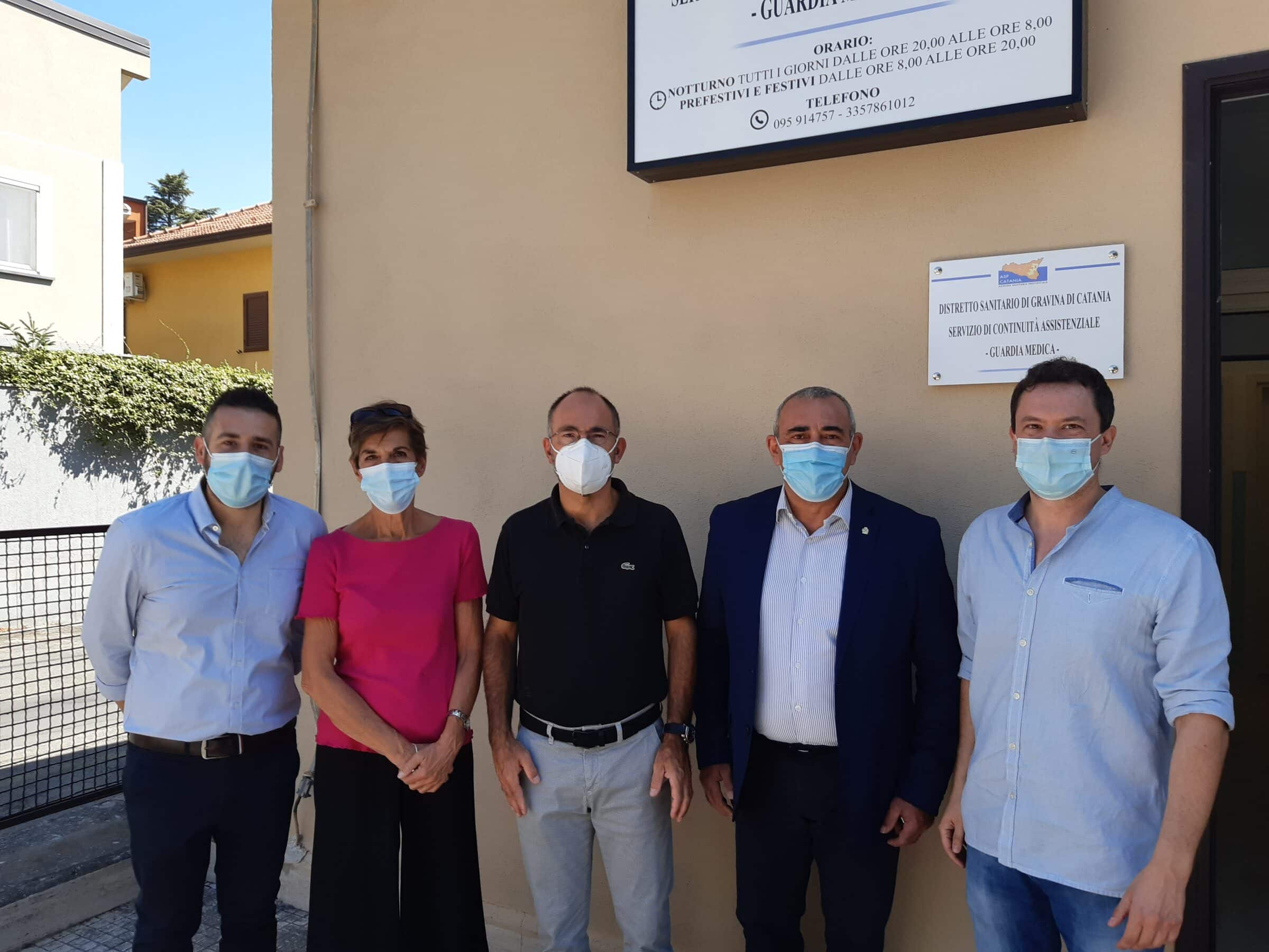 Sanità nel Catanese: da lunedì torna operativa Guardia Medica Nicolosi, da settembre quella di Zafferana Etnea