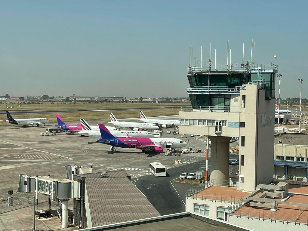 "Catania spicca il volo, transiti a Fontanarossa vicini ai livelli pre-pandemici. Torrisi: ""Fiduciosi ma prudenti"""