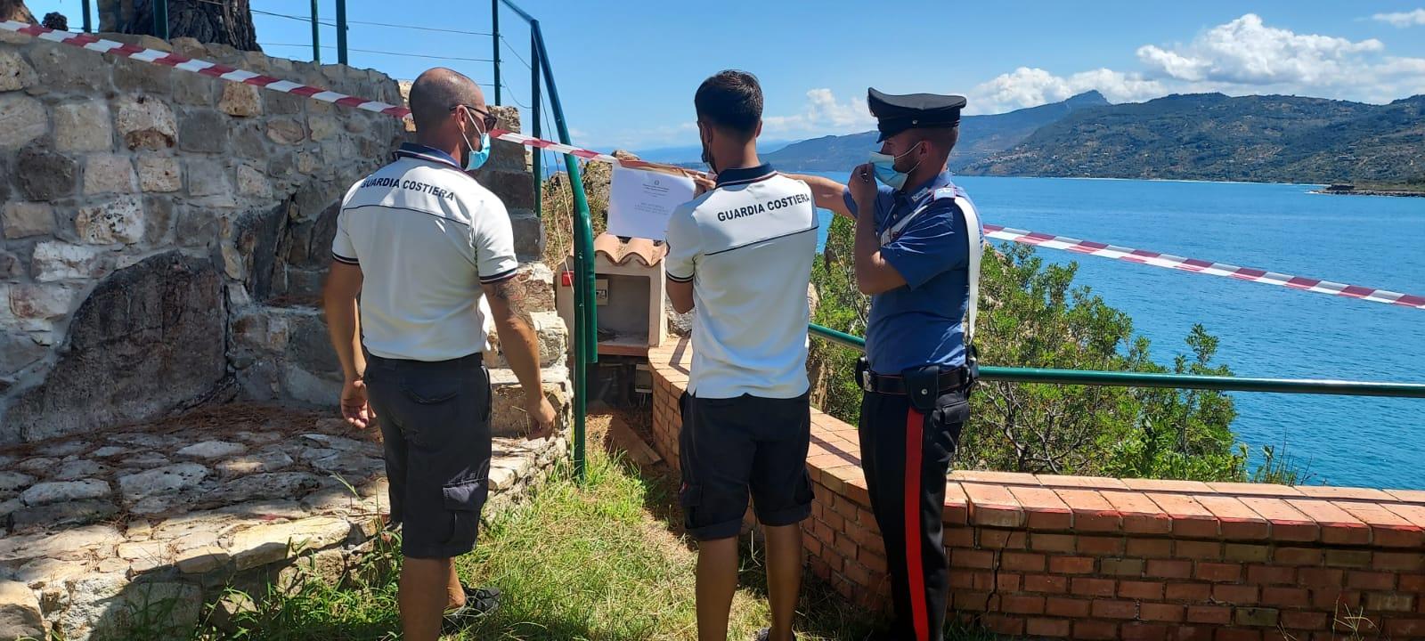 Sequestrato albergo privo di autorizzazioni a Cefalù, nei guai un 85enne – VIDEO e FOTO
