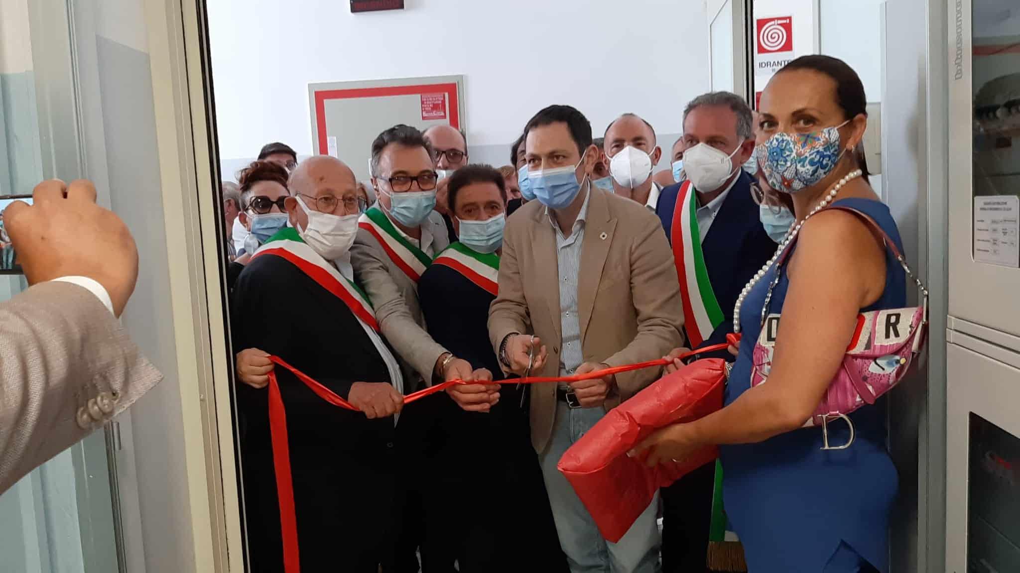 Bronte, inaugurato il Punto nascita dell'ospedale Castiglione Prestianni