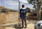 Controlli Polfer, ditta di autodemolizioni senza autorizzazioni: trovata grande area con rifiuti speciali