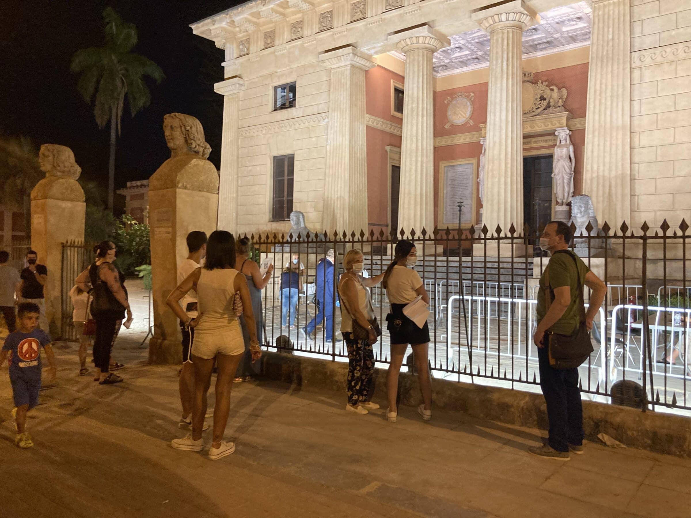 Continuano i vaccini anti-Covid a chilometro zero: i risultati e i prossimi appuntamenti a Palermo – FOTO