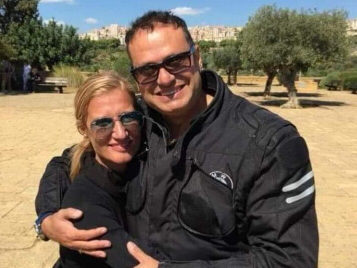 È morta Giusy Bruzzese, la moglie del carabiniere Silvestro Romeo: vittime della strada, oggi i funerali
