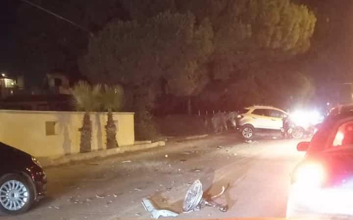 Rocambolesco incidente nella notte nel Ragusano, Suv contro due auto: 5 i feriti – Le FOTO