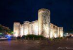 Catania, piazza Federico di Svevia diventa pedonale: stop alle auto sotto Castello Ursino