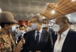 """Campagna vaccinale, commissario Figliuolo in visita a Palermo: """"Straordinario lavoro di squadra"""""""