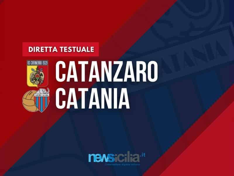 Catanzaro-Catania 1-1: buon pari ma il Catania recrimina per un rigore inesistente