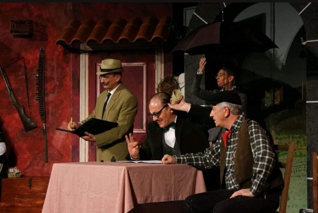 """""""Gatta ci cova"""" della Compagnia """"La Marmotta"""" di Varese è il 6° spettacolo in gara al """"Gran Premio Nazionale del Teatro Amatoriale"""""""