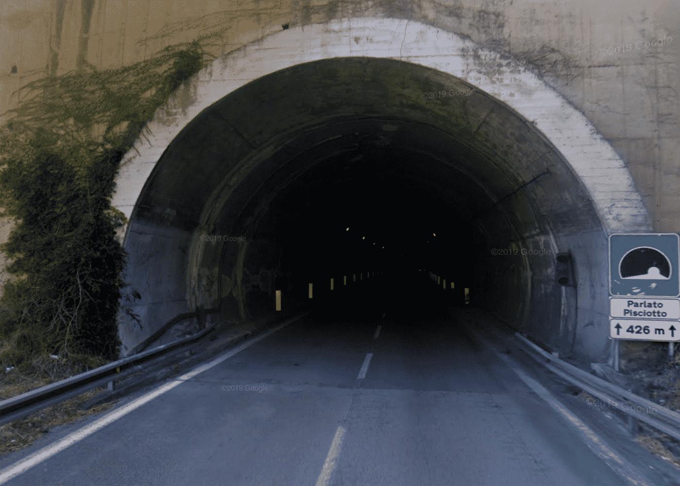 Autostrada A20 Messina-Palermo, obbligatoria l'uscita a Cefalù: interventi nella galleria Parlato-Pisciotto