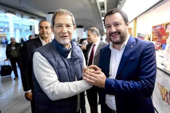 """Musumeci-Salvini ai ferri corti, il governatore sbotta: """"Lega decida se stare dentro o fuori, basta ambiguità"""""""