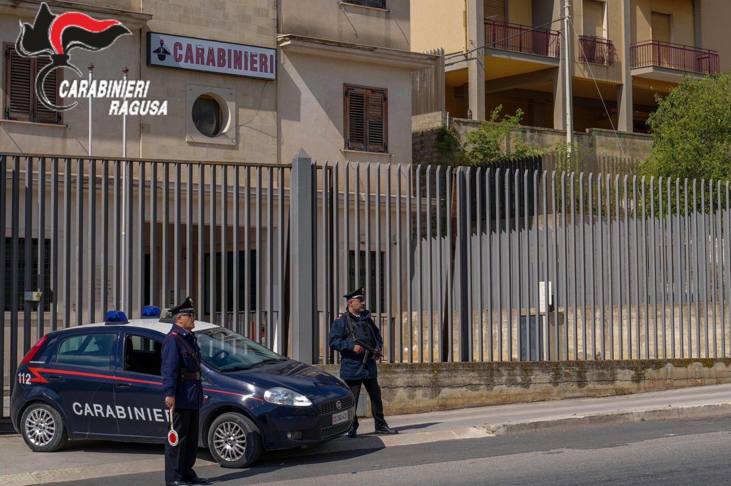 Ispica, dallo spaccio di droga sino ai reati contro la persone: arrestato 44enne