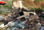 Sequestrata una discarica di rifiuti pericolosi a San Giovanni Galermo: area di 2mila metri quadrati