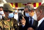 Il Generale Figliuolo è arrivato a Palermo, le tappe della visita del commissario nazionale per l'emergenza Covid