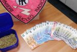 Eccessivo nervosismo, pusher arrestato a San Cristoforo