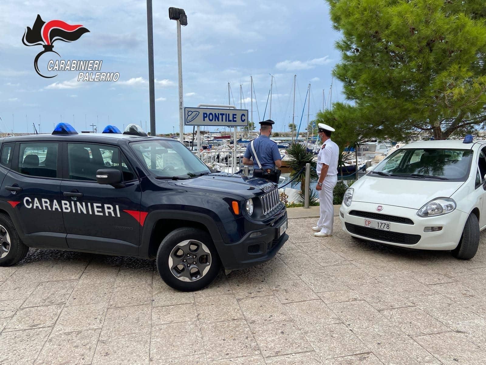 Le eliche dell'imbarcazione feriscono un uomo, deferiti due belgi