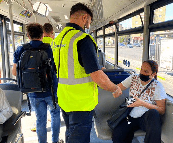 """Catania, scatta l'operazione """"Bus sicuri"""": in un giorno effettuati già mille controlli"""