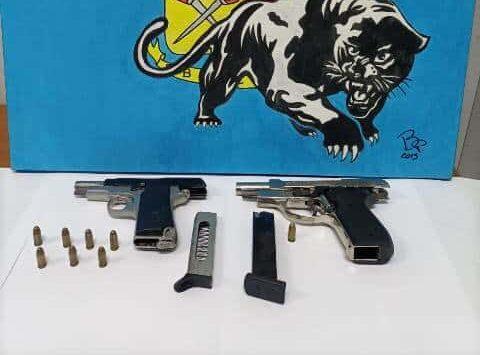 """Due pistole in casa, in carcere 38enne già ai domiciliari: aveva sparato al """"rivale"""""""