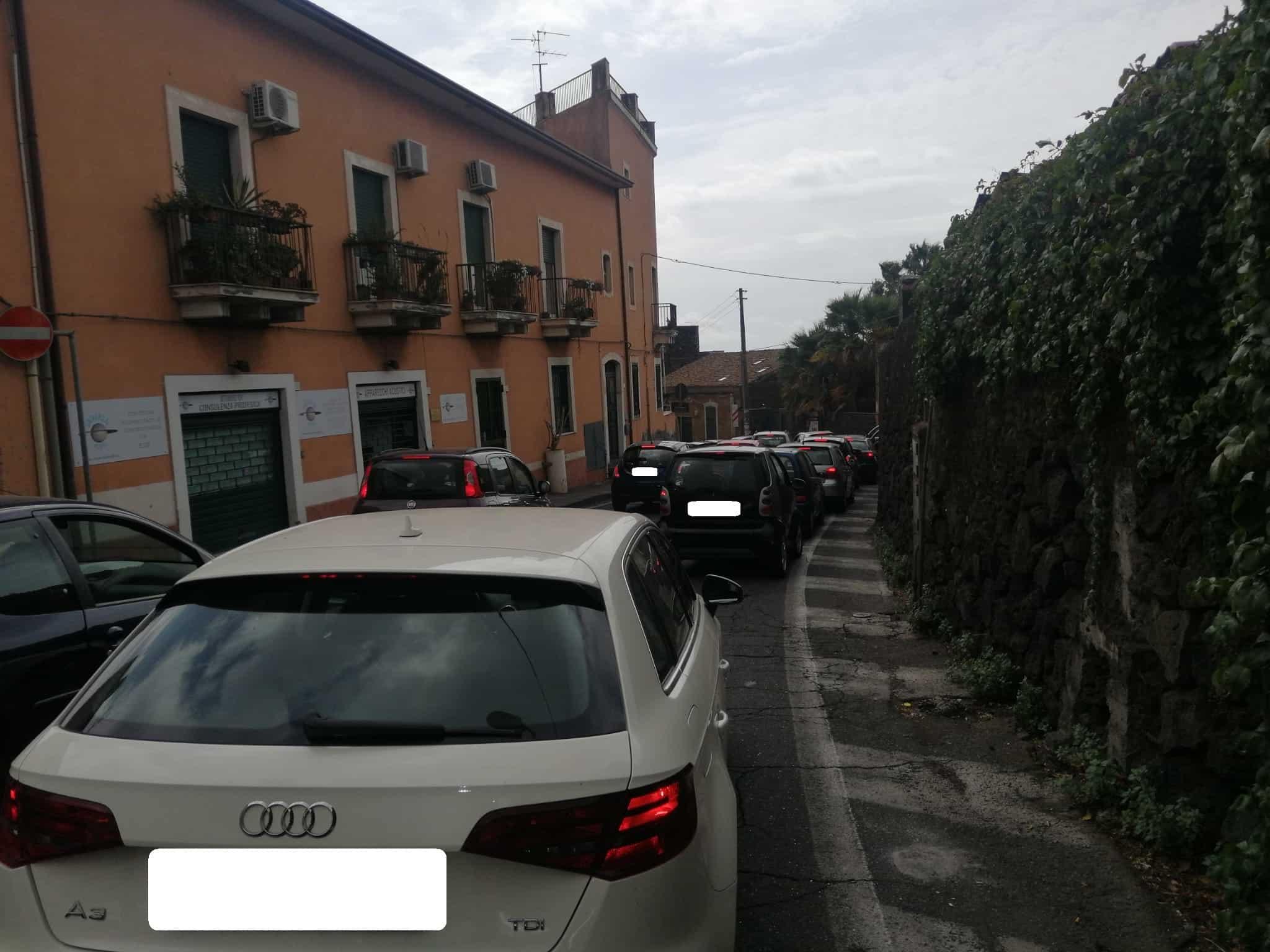 """Catania, tra scuola e viabilità in tilt. Presidente Buceti: """"Serve un piano del traffico per il IV Municipio"""""""