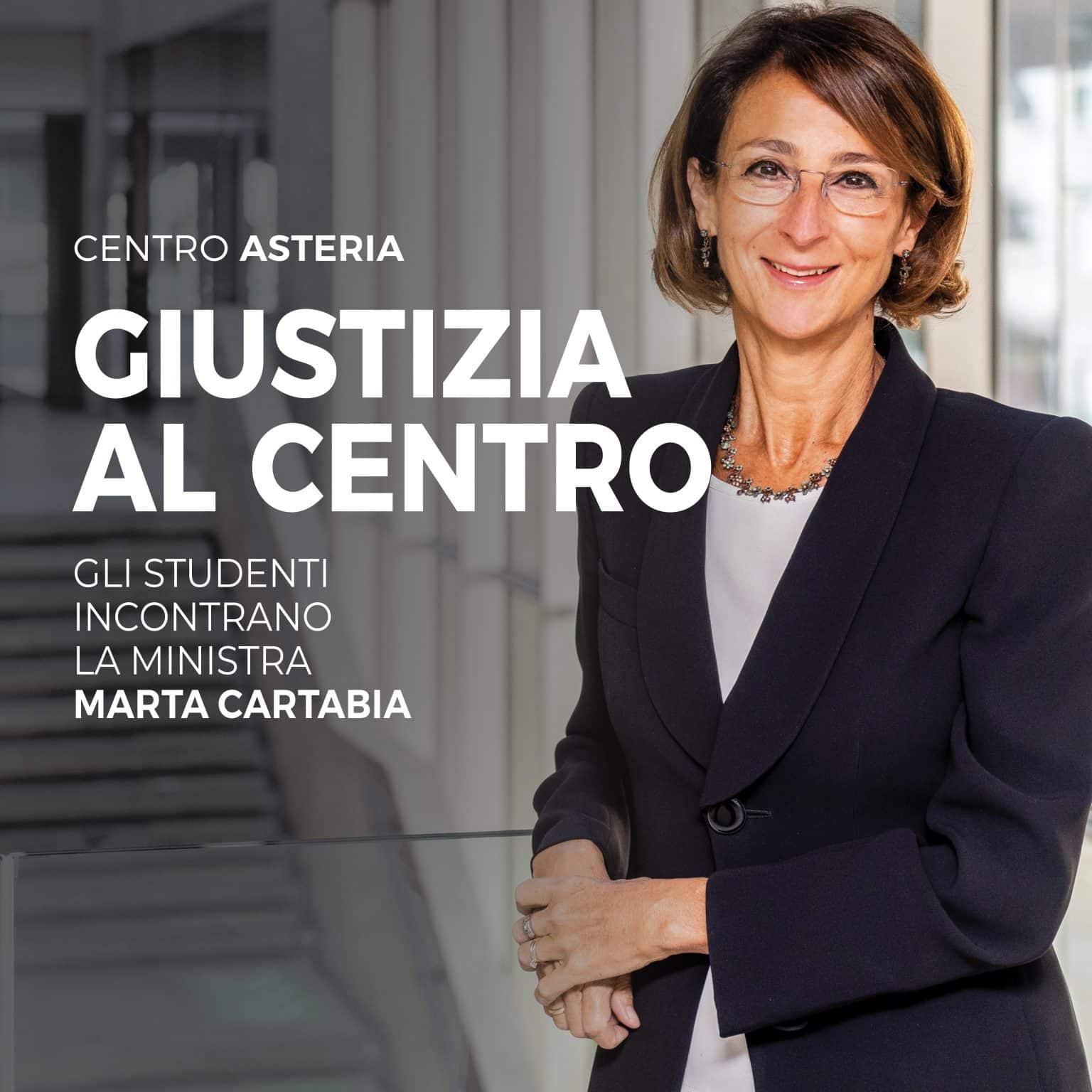 """La Scuola """"Maiorana"""" di Catania incontra la Ministra della Giustizia Marta Cartabia"""