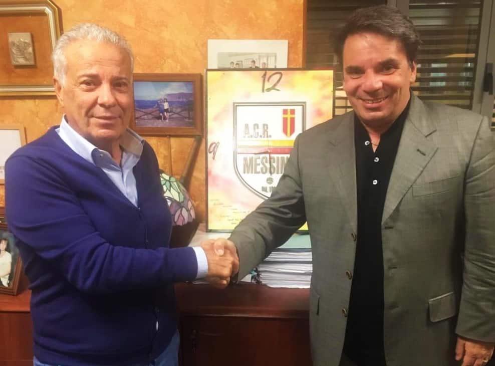ACR Messina, Eziolino Capuano nuovo allenatore dei giallorossi: nello staff un ex Catania