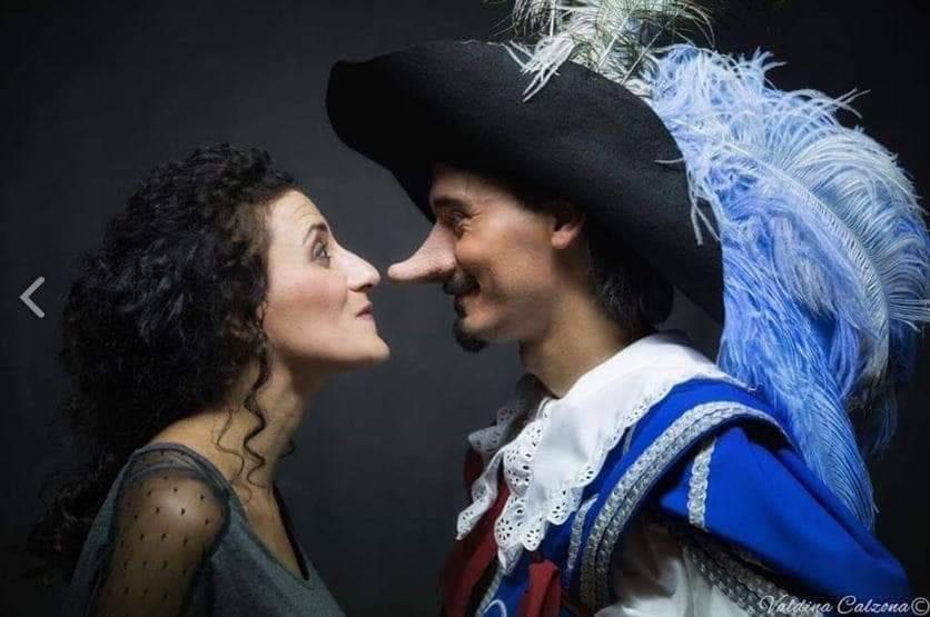 """""""Cyrano de Bergerac"""" del Teatro Stabile Mascalucia Mario Re conclude la VI edizione del Gran Premio Nazionale Teatro Amatoriale"""
