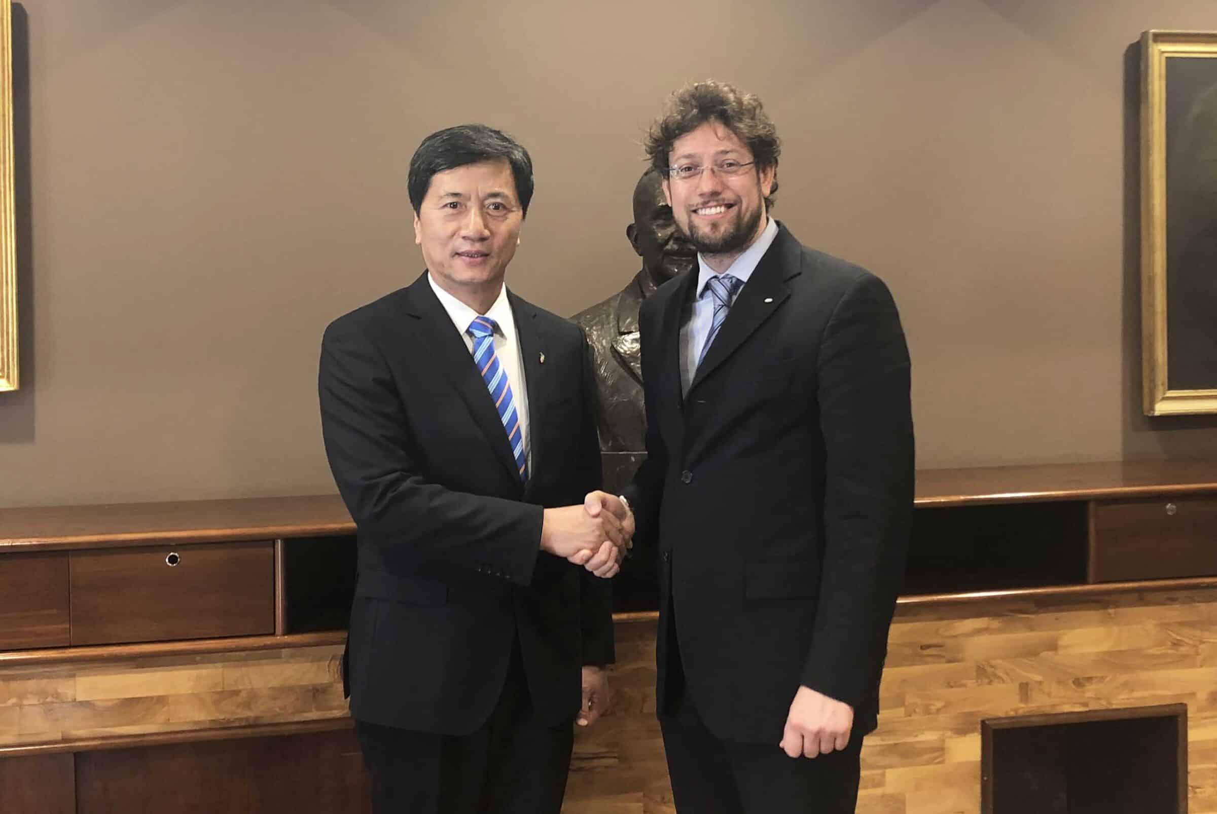 L'Università di Catania e il gemellaggio con la Cina: in arrivo 80 studenti della Fujian Normal University