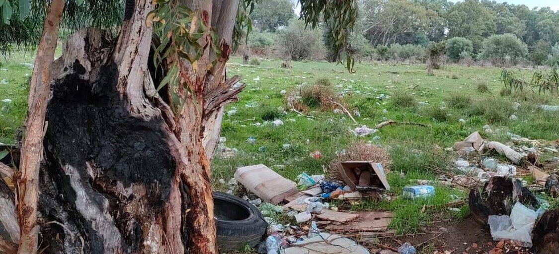 Smaltimento illegale dei rifiuti, 11 indagati nel quartiere catanese di Librino – FOTO