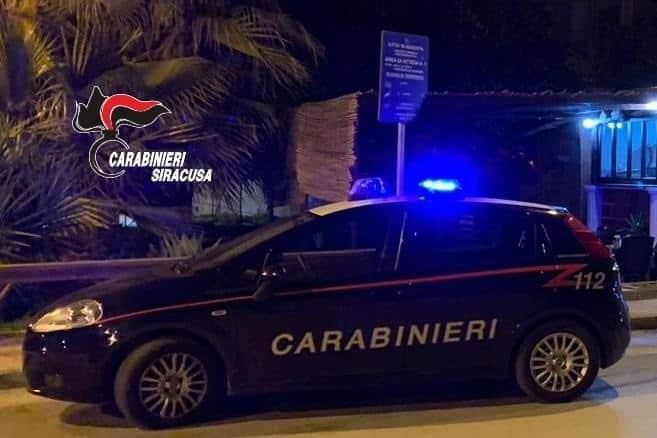 Augusta: Intensa attività di controllo del territorio dei carabinieri