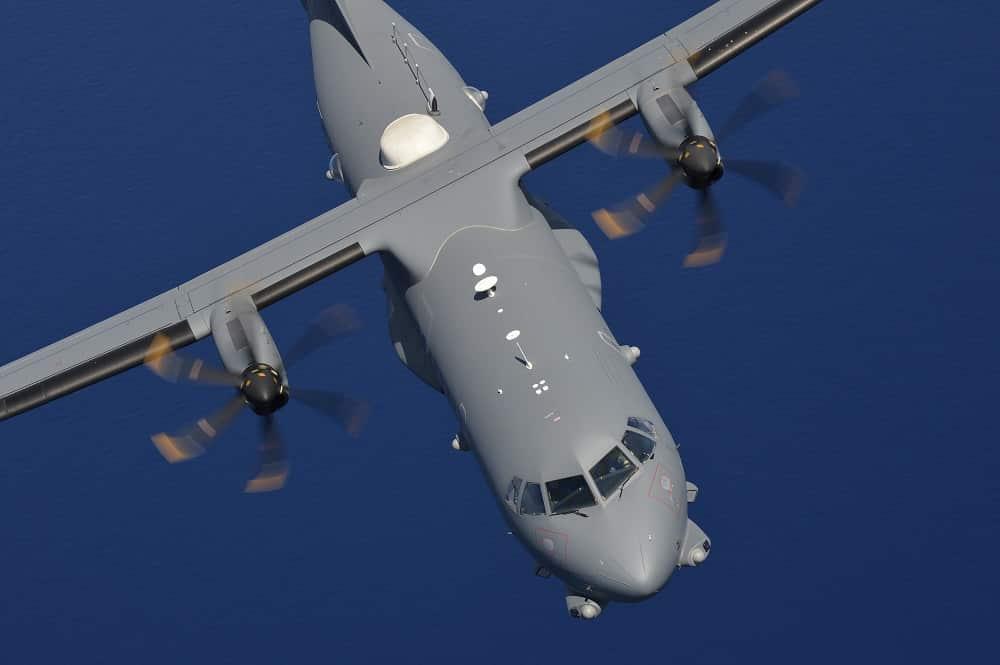 L'Aeronautica Militare si addestra per il recupero naufraghi