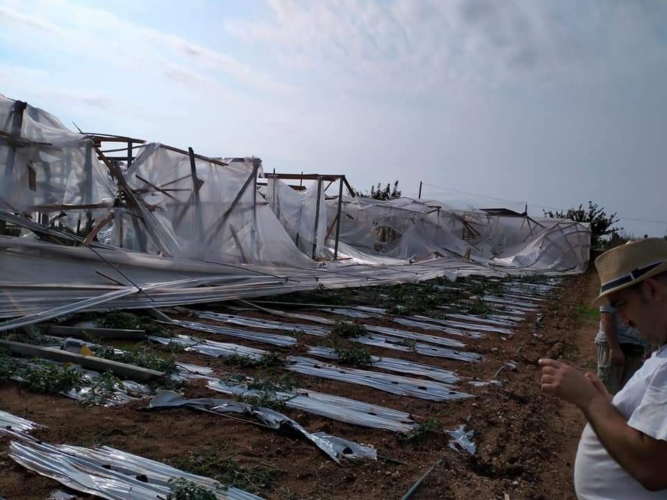 Il maltempo si abbatte su Ragusa e provincia – Le FOTO