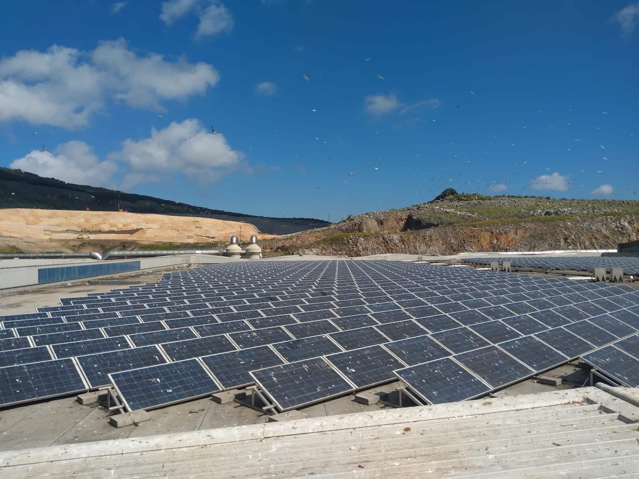 """Entra in funzione l'impianto fotovoltaico di Bellolampo, la RAP: """"Grande risparmio di bolletta in vista"""""""