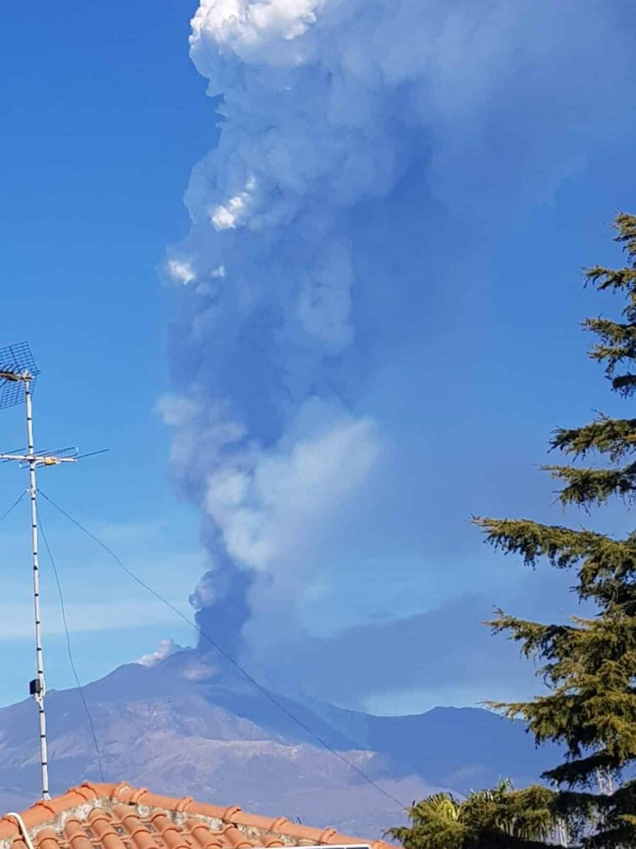 Etna 12.03.2021