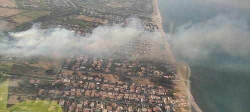 Incendi Catania 30 luglio 6