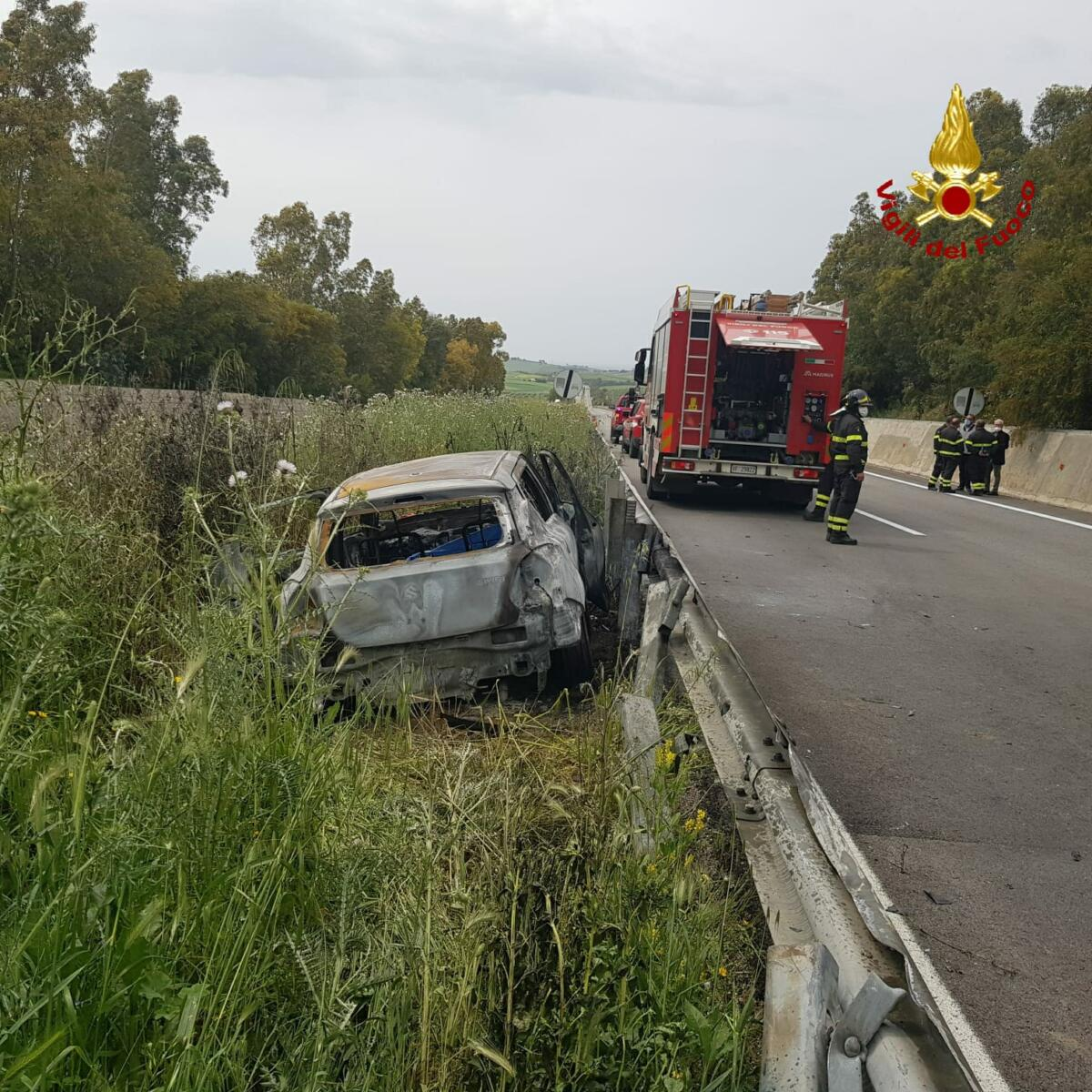 Incidente A29 3