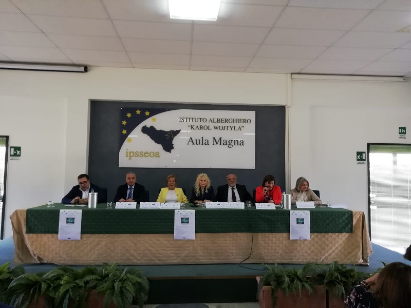 Marco Palumbo, Questore Francini, Di Piazza, Battiato Majorana, Sarpietro presidente GIP, Rosalba Laudni Sarah Zappulla Muscarà