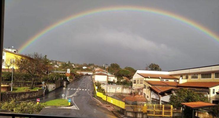 Ragalna - arcobaleno