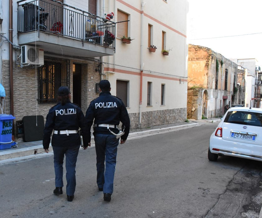 Sequestro Palermo Isaia