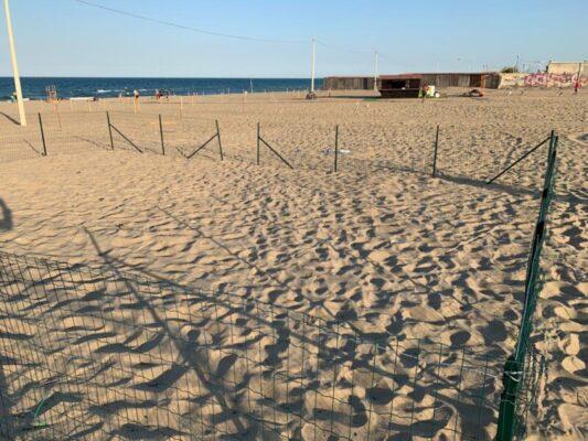 spiaggia d