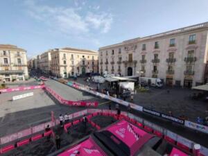 Giro d'Italia 2020 Catania